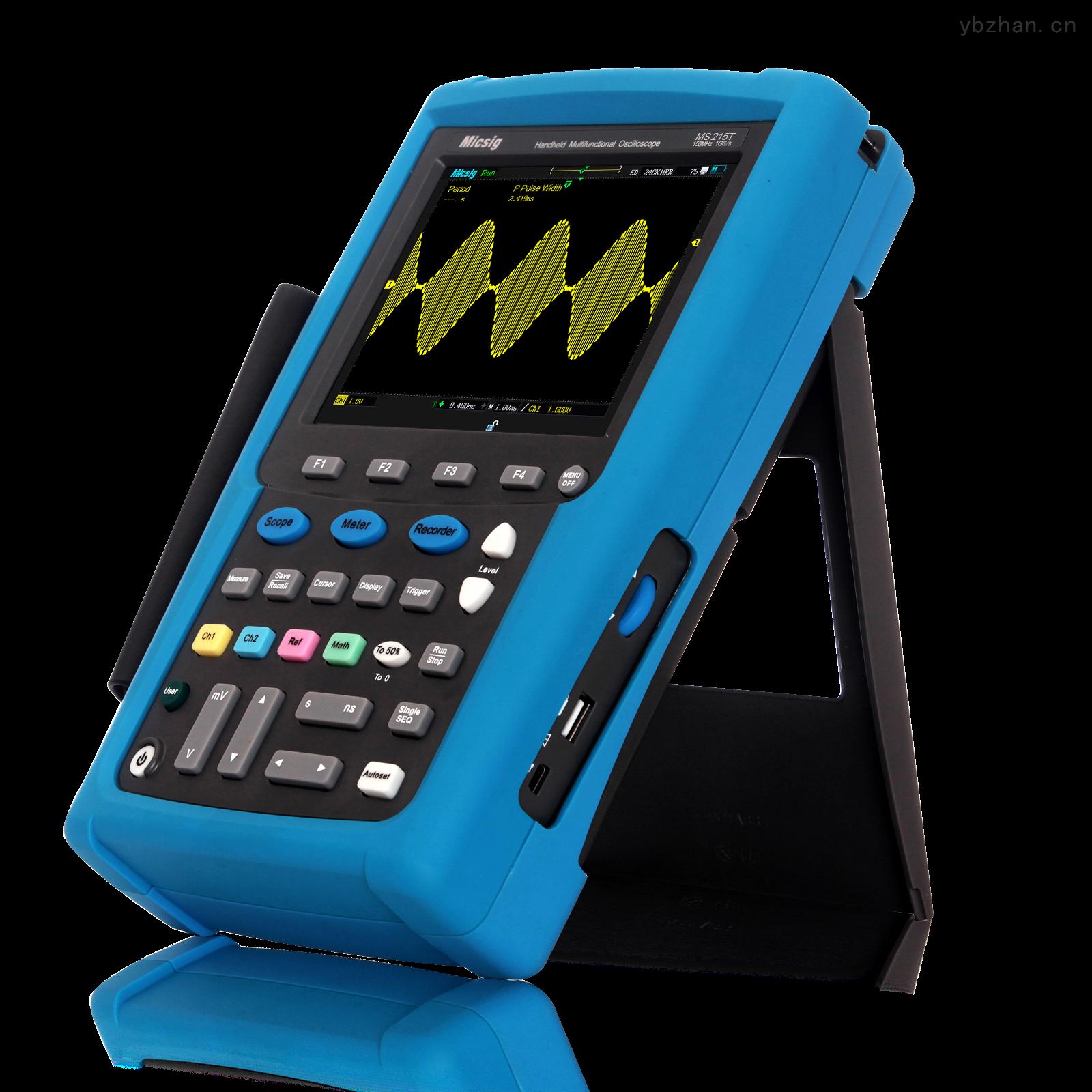MS215T-麦科信手持示波器MS215T