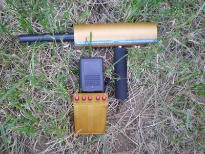 阿克斯扫描探测器