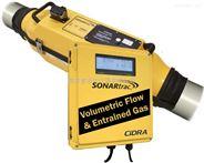 声呐流量及含气量测量系统