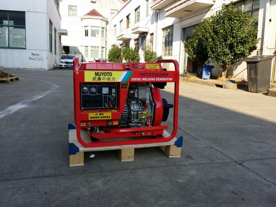 180A永磁柴油发电电焊机