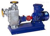ZWPB型自吸不銹鋼防爆排污泵