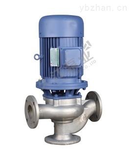 GWP不銹鋼管道排污泵