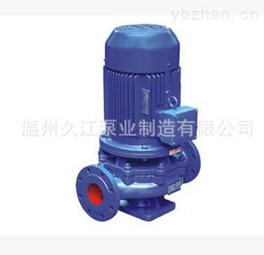 ISG/IRG立式管道離心泵
