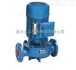 SGR系列熱水管道泵