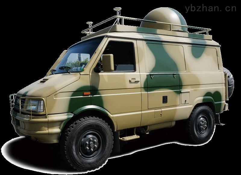 北斗/GPS高空气象探测车
