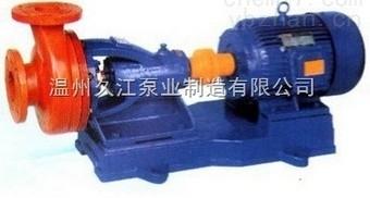 FS型臥式玻璃鋼化工泵