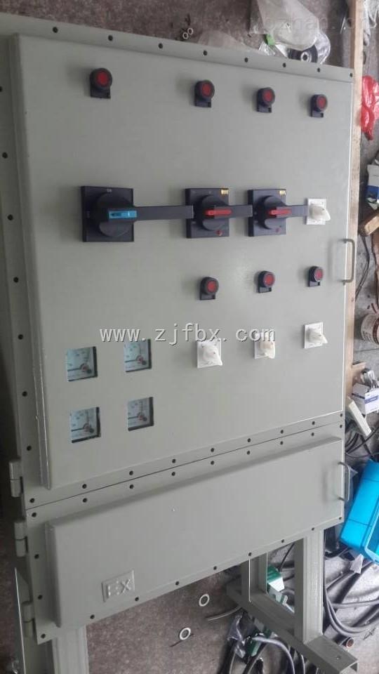 落地式防爆温度控制仪表箱