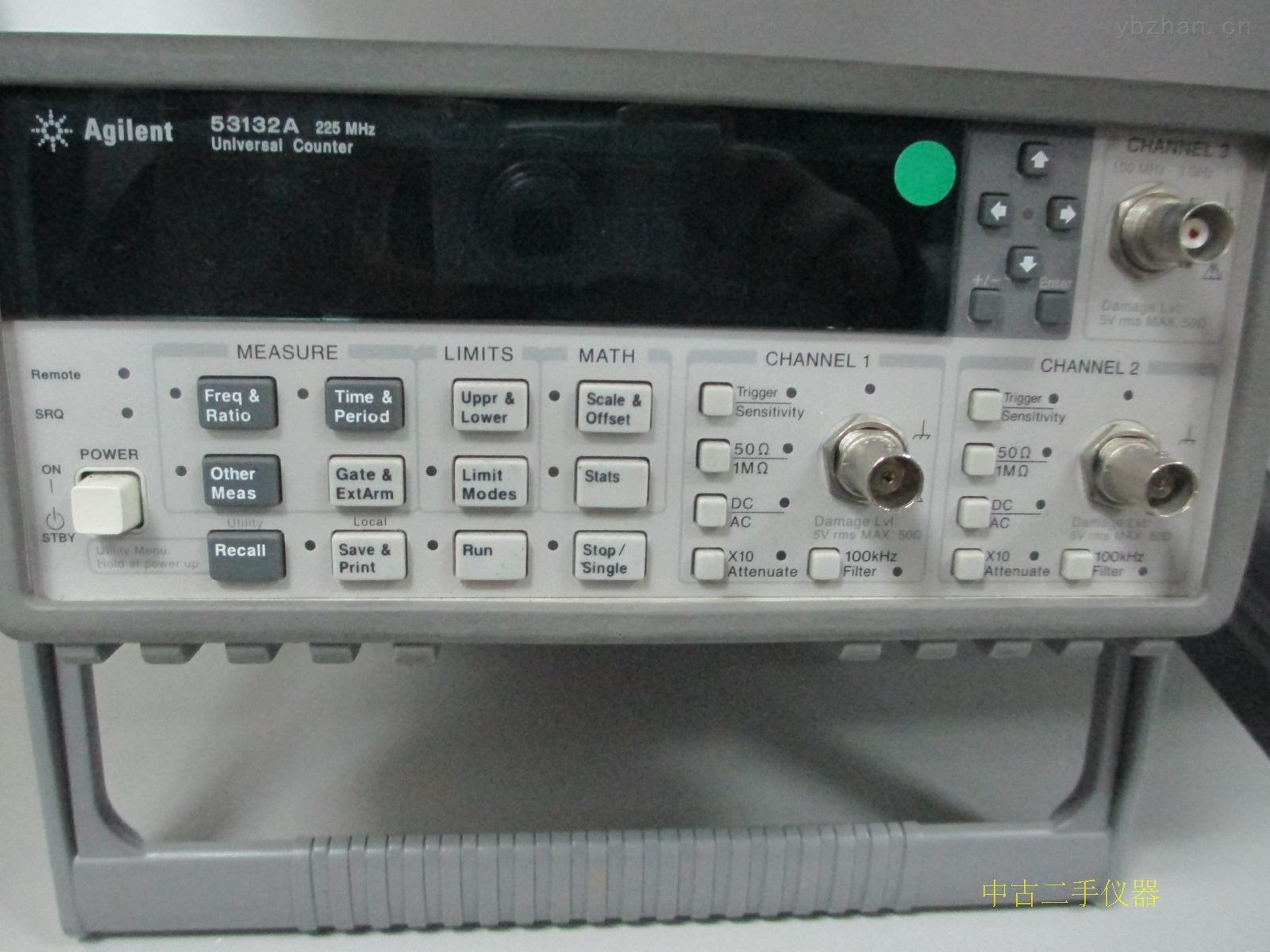 HP53132A频率计 Agilent 53132a通用计数器