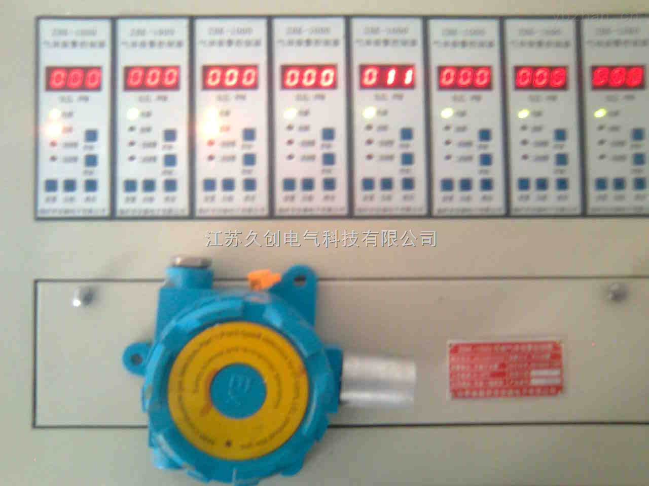 JC-QD633 气体探测器(带本地显示)