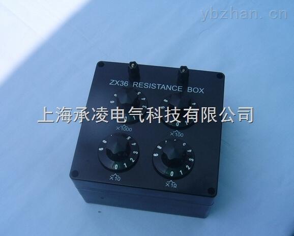 ZX62系列十进电阻箱
