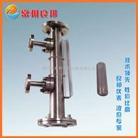 UHZ铝合金翻柱耐高温磁翻柱液位计长度定制