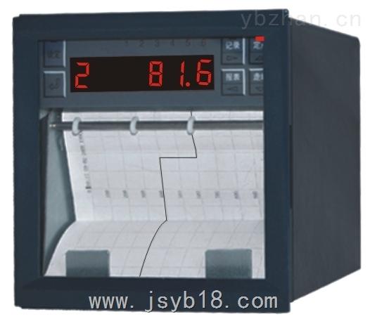 温度有纸记录仪