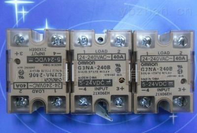 欧姆龙固态继电器g3na-205b