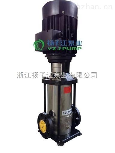 管道泵:CDLF不銹鋼管道泵