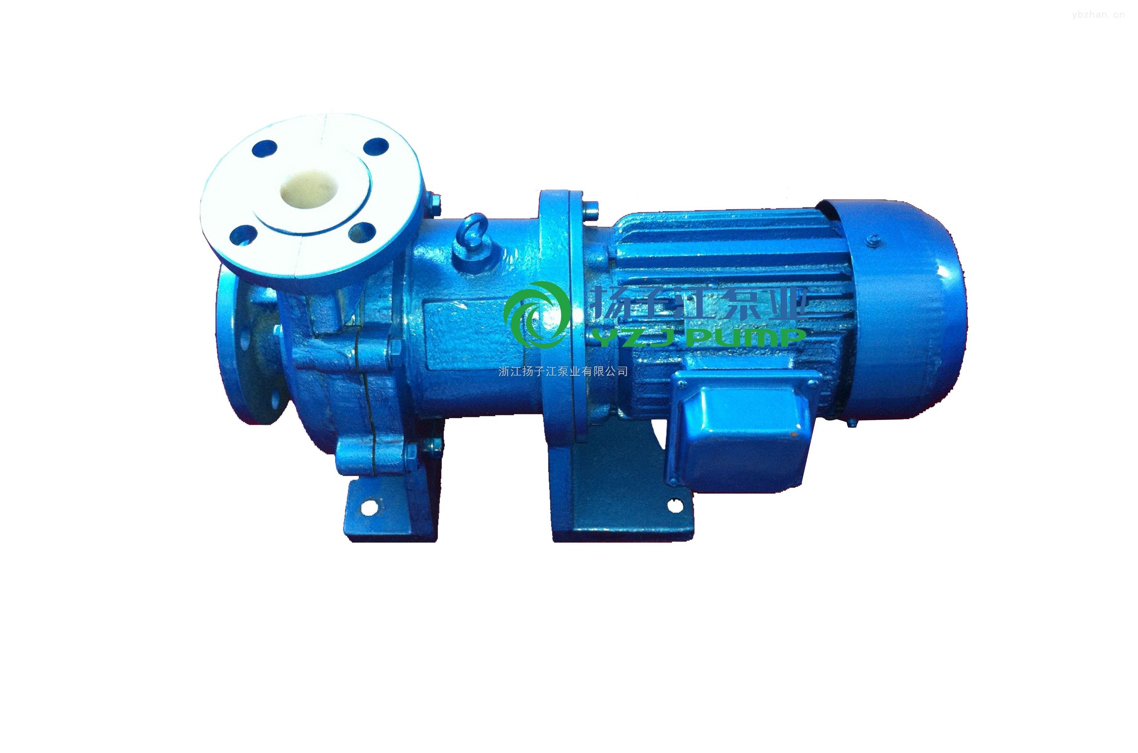 CQB-F型防爆氟塑料合金磁力泵