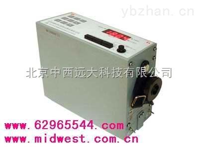 型號:0M288024-便攜式微電腦粉塵儀(主要用于環保部門) 型號:0M288024(中西)