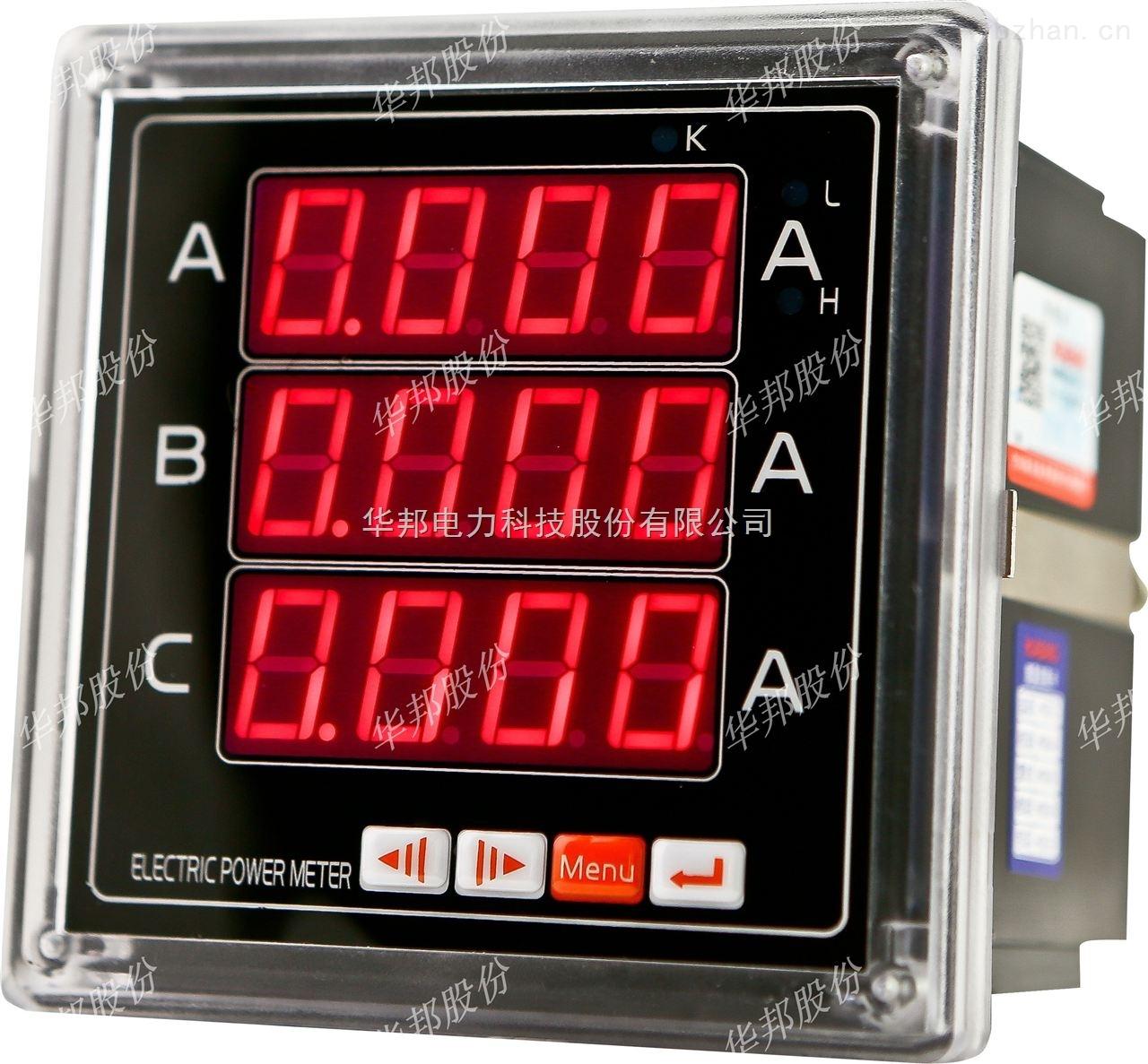 PD668H-AK4*-華邦三相功率因數表