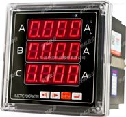 華邦三相頻率表液晶485通訊