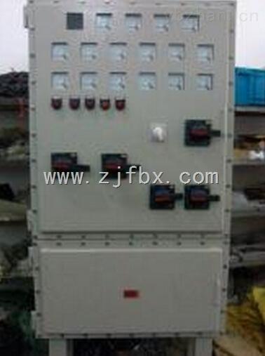 搅拌机变速防爆配电箱-产品报价-乐清市腾阳防爆电器