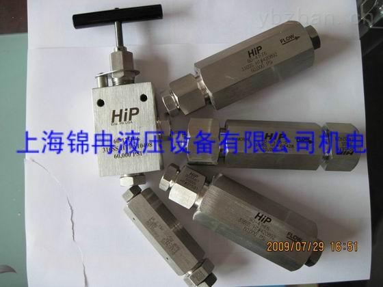 液压针阀结构图