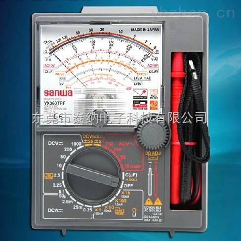 日本三和(SANWA) YX-360TRF 指针式万用表