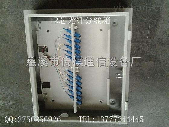 12芯光纤分线箱