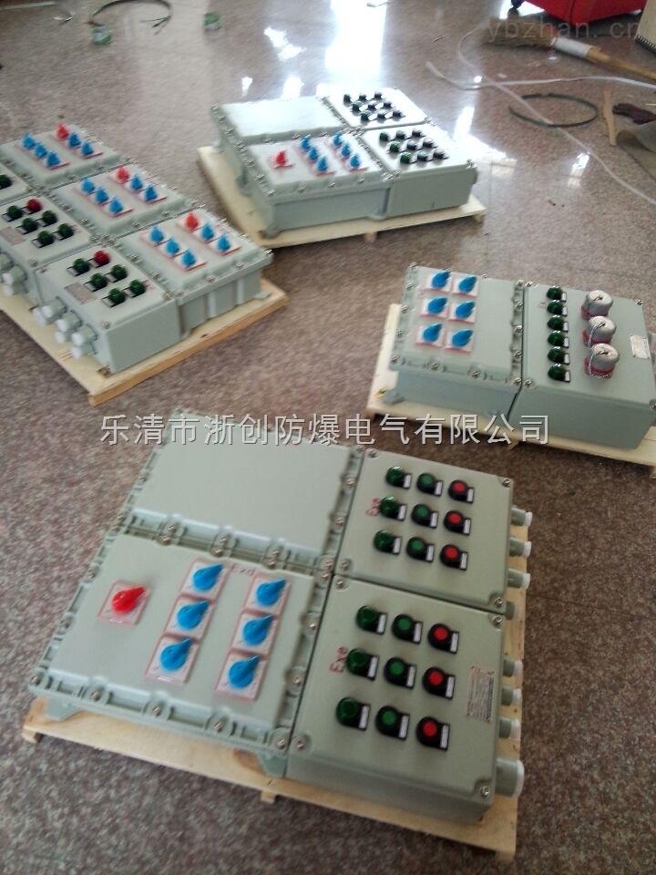 BXD系列防爆动力配电箱(电磁起动)