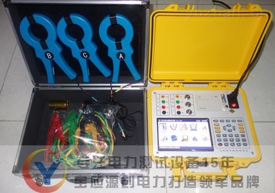 三相电容器,同时也能够测量各种电抗器的电感