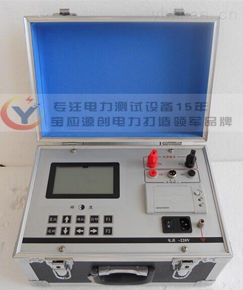YCDG-2单相电容电感测试仪
