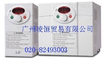 代理销售韩国LG LS产电功率0.4KW变频器SV004IC5-1 迷你型变频器