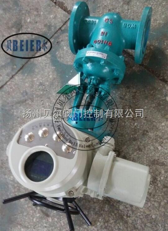 铸钢电动法兰闸阀Z941H-25C-DN100