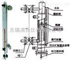 电伴热装置磁翻板液位计