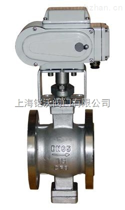 VQ947H-電動V型調節閥