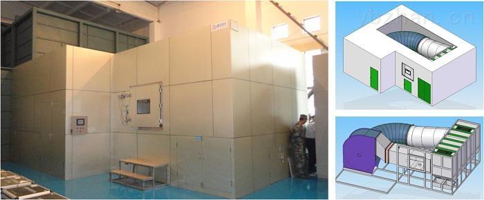 WSC系列砂尘试验箱