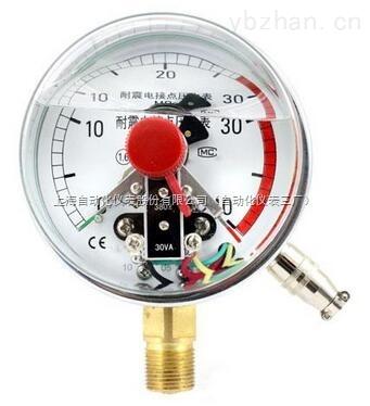 yxc磁助电接点压力表,yxc系列