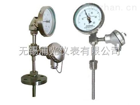 无锡一体化双金属温度计生产厂家