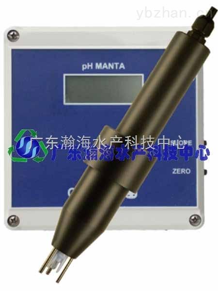 丹麦欧仕卡(OxyGuard Handy pH Manta)在线PH外套-测量变送器