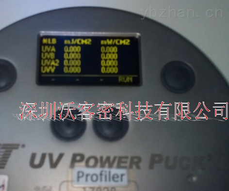 eit UV能量计Power Puck II Profiler美国四通道EIT软件加强版