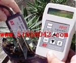 土壤三参数速测仪(土壤含水量、电导率、温度)
