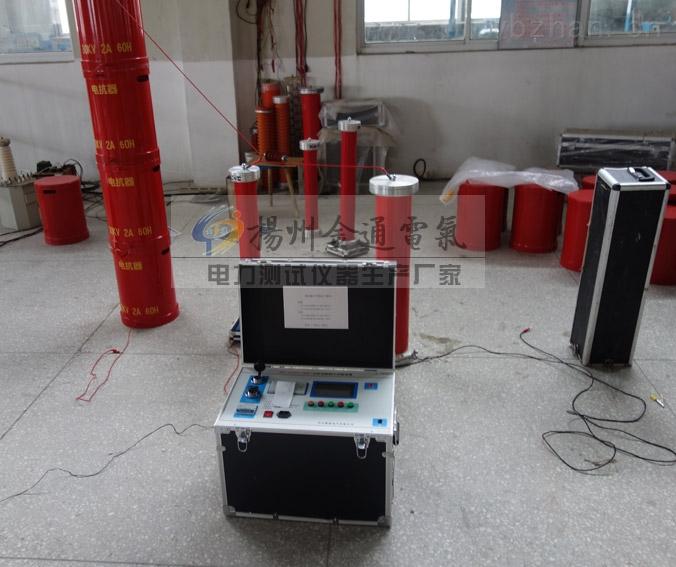 便携式电缆耐压试验装置