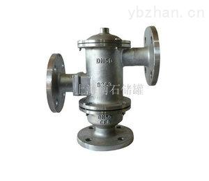 不锈钢双接管阻火呼吸阀