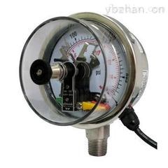 磁助电接点氨压力表
