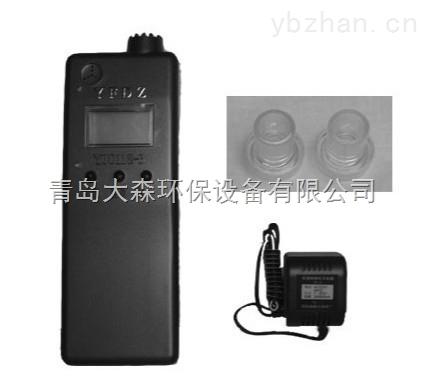 YJ0118-3矿用数字显示酒精检测仪
