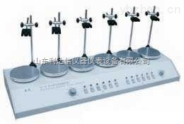 LDX-HJ-6-多頭磁力加熱攪拌器