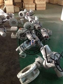 电动高性能调节蝶阀生产厂家