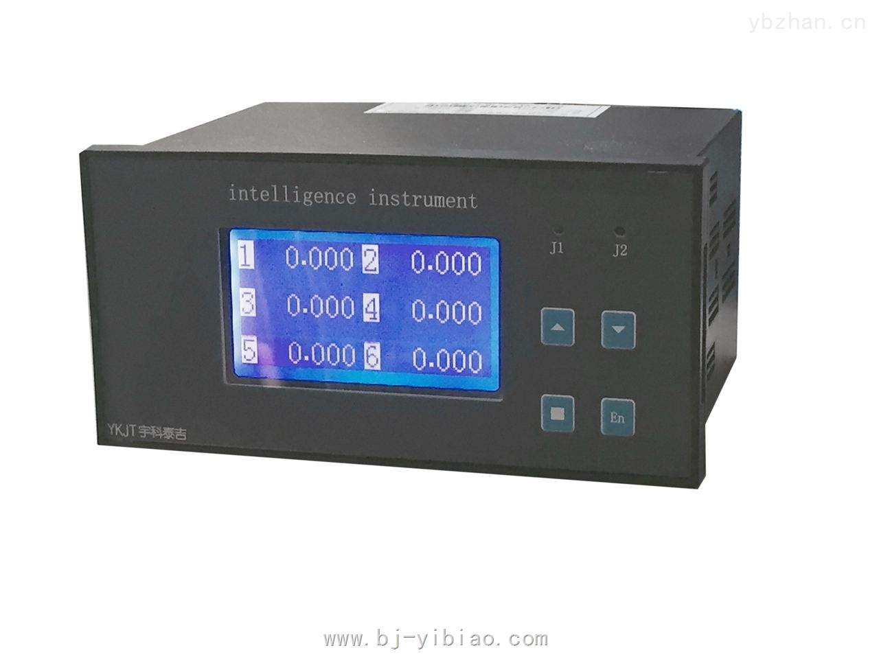 YK-215LCD-智能直流电流无纸记录仪
