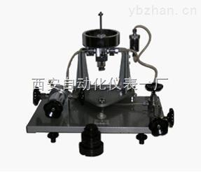 YS-2.5活塞式真空压力计