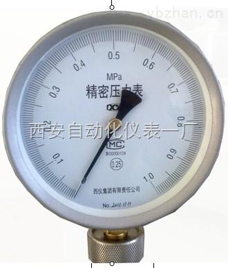 YB150,YB160精密压力表