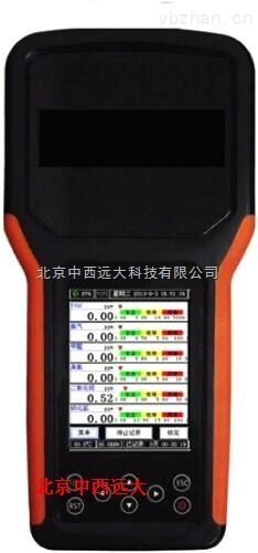 型号:ZXTN-PC--手持式粉尘检测仪 型号:ZXTN-PC-3F