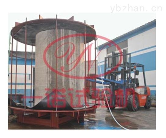 混凝土排水管内水压试验机外压试验设备
